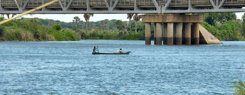 Fishing is one of the main economic activity in the District.
